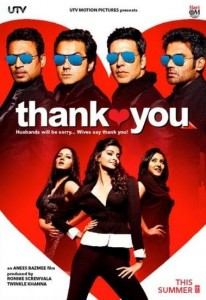 Poster of Thank You