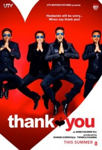 Poster of the movie 'Thank You'