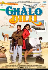 chalo dilli Poster2 207x300 Chalo Dilli – The Road Movie Revisited