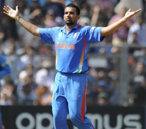 zaheer 300x266 The World Cup Final Was Like a Bollywood Film   Go INDIA GO!
