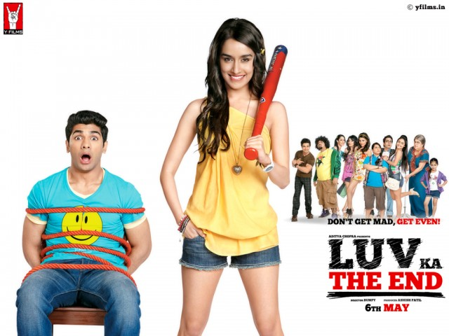 Luv Ka The End Poster 640x480 Luv ka The End – This Weekend's Release