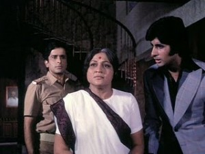 Mere Paas Maa Hai Amitabh Bachchan and Shashi Kapoor Deewar Film Dialogue 300x225 Bollywood and the Celebration of Motherhood