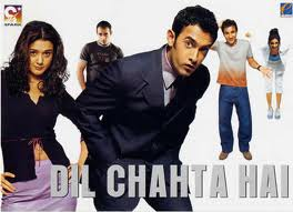 dil chahta hai 10 Hindi Films Which Changed the Course of Bollywood Filmmaking