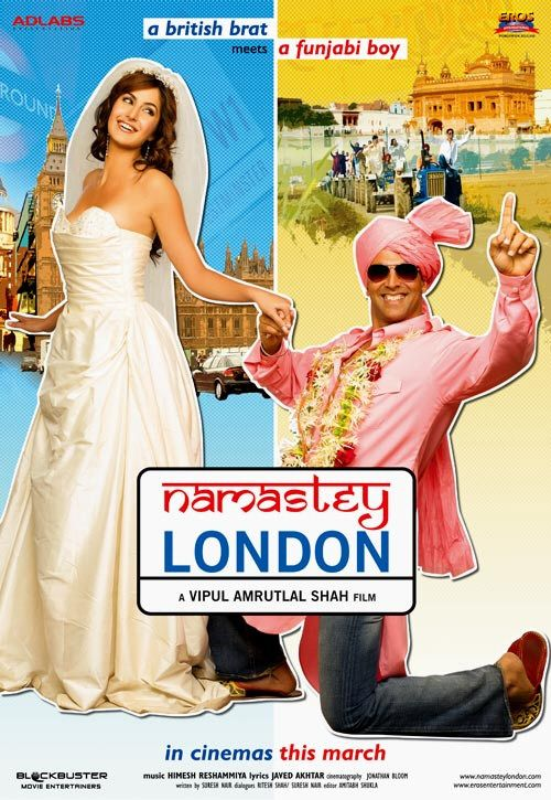 namastey london Katrina Kaif : From Nothing... to Everywhere