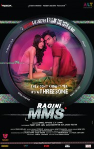 ragini mms 189x300 Ragini MMS hits theaters this Weekend