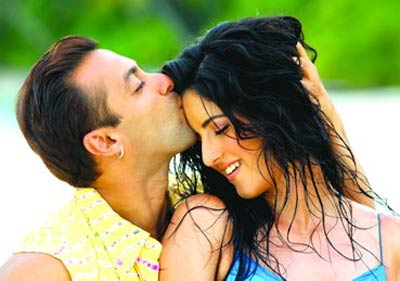 sallu with her Katrina Kaif : From Nothing... to Everywhere