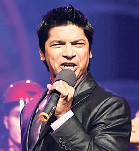 shaan 276x300 Bollywoods Top Five Male Singers in 2011