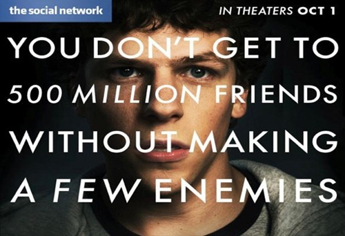 the social network 1 ...Why Life Sucks as a Movie