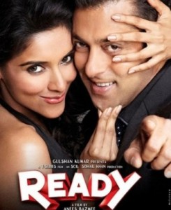 Ready Movie Poster 245x300 Are you 'Ready' for Salman Khan? Ready Movie Preview