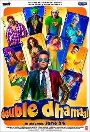 double dhamaal poster1 Double Dhamaal Trailer Review