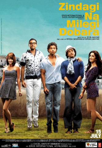 Zindaginamilegidobara Zindagi Na Milegi Dobara Movie Review