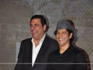 85499 boman irani and farhan akhtar at ambani big pictures bash at gra1 300x225 Don 2   Movie Review