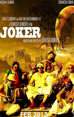 Joker hindi movie 2012 Bollywood Movies to Watch out for in 2012