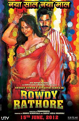 Rowdy Rathore upcoming hindi movie Bollywood Movies to Watch out for in 2012