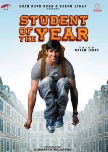 Siddharth Malhotra Student Of The Year 2012 214x300 Bollywood Movies to Watch out for in 2012