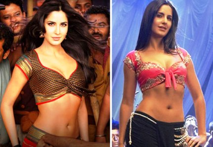 katrina kaif as chikni chameli and sheila ki jawani Katrina Kaif as Chikni Chameli in Agneepath