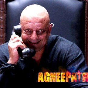 sanjay dutt in agneepath 2012 Agneepath Trailer 2012   Catch Sanjay Dutts Bone Chilling Avatar