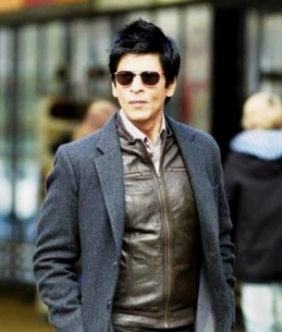 Shahrukh looks stylish in Don 2
