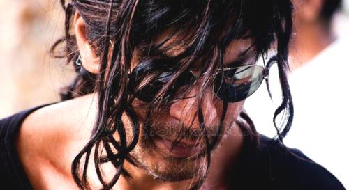 Shahrukh's rugged look