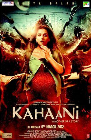 vidya balan in kahaan 2012 hindi movie Kahaani Hindi Movie Trailer   Vidya Balans Next Bollywood Film