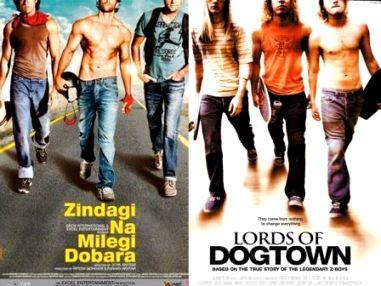 zindagi na milegi dobara poster rip off 11 Reasons Why I Totally Love Bollywood