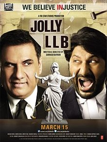 Upcoming Hindi Movie – Jolly LLB