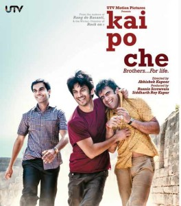 Kai Po Che 264x300 Kai Po Che   Movie Review