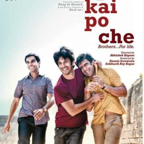 Kai Po Che – Movie Review