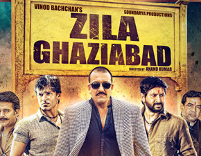 Zila Ghaziabad – Movie Review