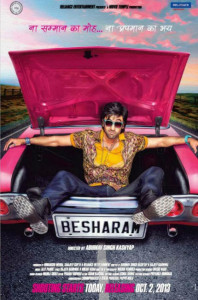 ranbir besharam 198x300 Ranbir Kapoor Is Besharam!