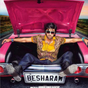 Ranbir Kapoor Is Besharam!