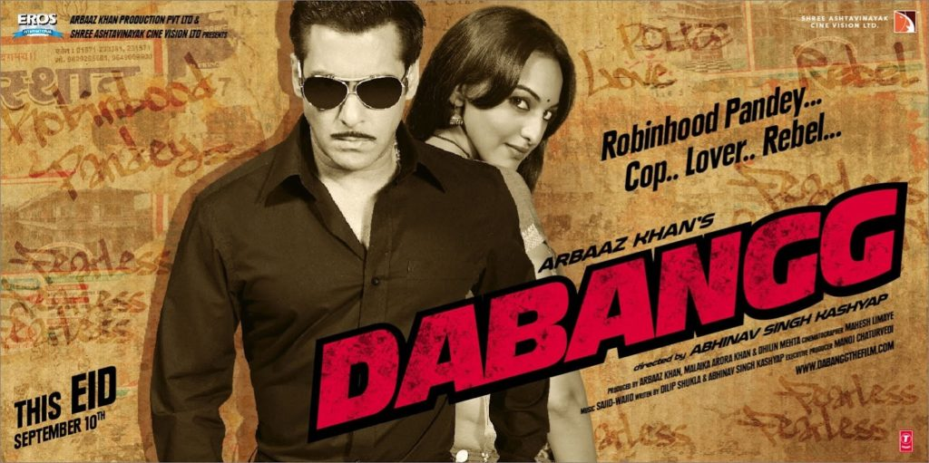 best salman khan movies dabangg