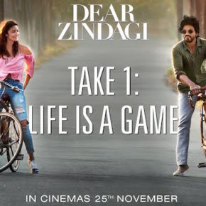 Latest Hindi Movie Review – Dear Zindagi