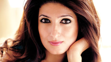 "First look: Twinkle Khanna turns producer with ""Pad Man"""