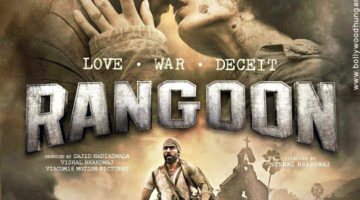 Rangoon Trailer: Love, War and Deceit finds a new look in this Shahid, Saif and Kangana starrer